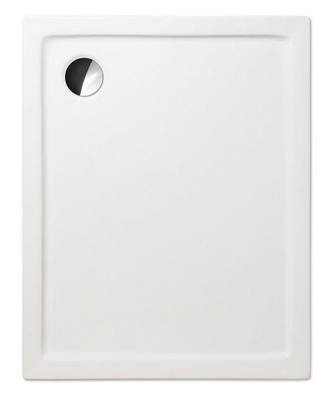 Roltechnik Akrylátová sprchová vanička FLAT KVADRO/1400x800, 140x80x5 cm