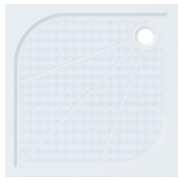Anima Sprchová vanička LIMNEW litý mramor 90x90 cm