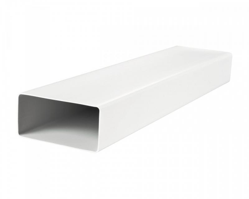 2VV MULTI-PLAST Čtyřhranné plastové potrubí 60x204mm