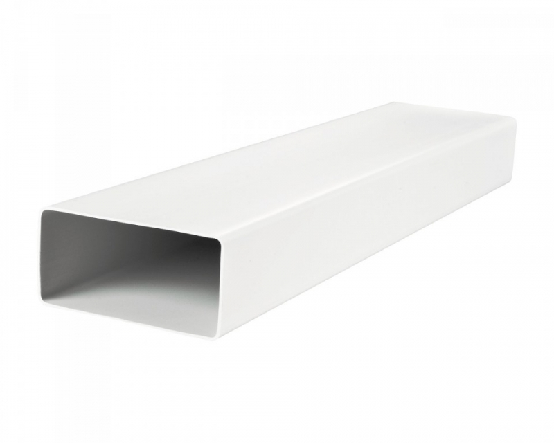 2VV MULTI-PLAST Čtyřhranné plastové potrubí 90x220mm