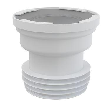 Alcaplast Dopojení k WC přímé A991