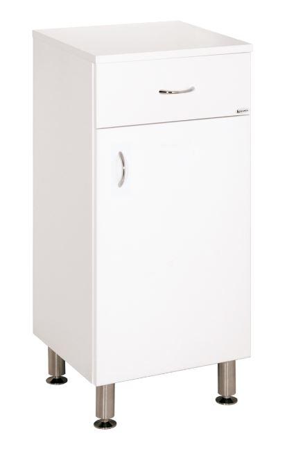 Keramia Nízká skříňka Pro 35 cm, bílá PRON35LP