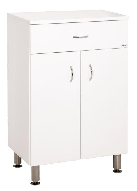 Keramia Nízká skříňka Pro 50 cm, bílá PRON50DV