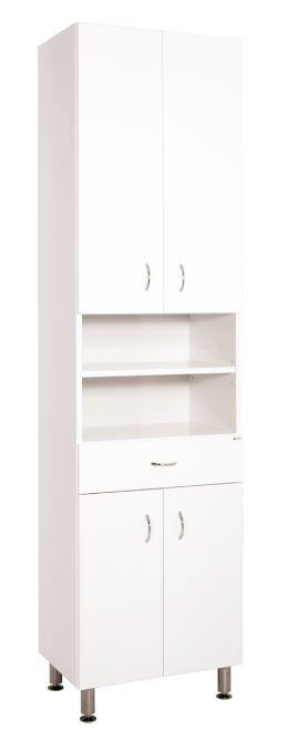 Keramia Vysoká skříňka Pro 50 cm, bílá PROV50DV
