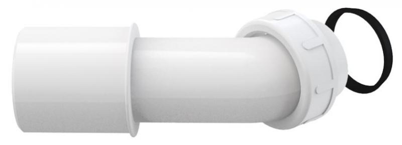 Alcaplast Koleno 45° k vaničkovému sifonu - A52