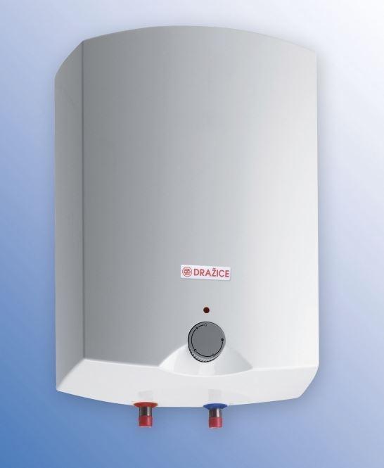 Dražice Ohřívač vody tlakový TO 10 UP (nad umyvadlo)