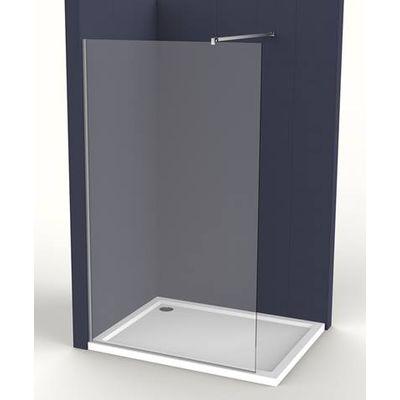 Pevná stěna Siko Walk-in Walk-in 110 cm, čiré sklo