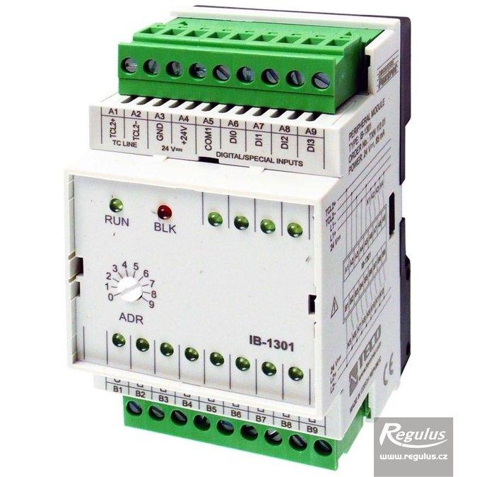 Regulus Modul k regulátoru IR pro 12 digitálních vstupů 24VAC/DC