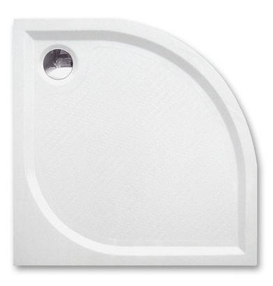 ROTH Sprchová vanička z litého mramoru DREAM-M/800, 80x80x3 cm, R550