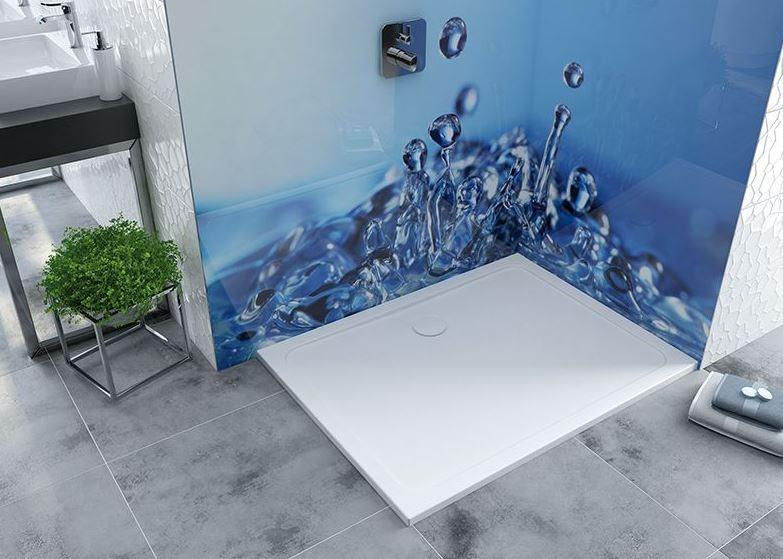 Sanplast Sprchová vanička akrylát B/FREE 90x120x9+STB~bílá EW