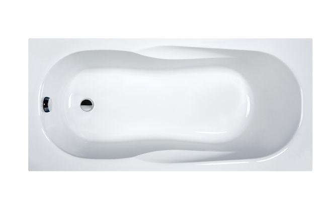Sanplast Vana obdélníková WP/AS 160x70+STW, bílá