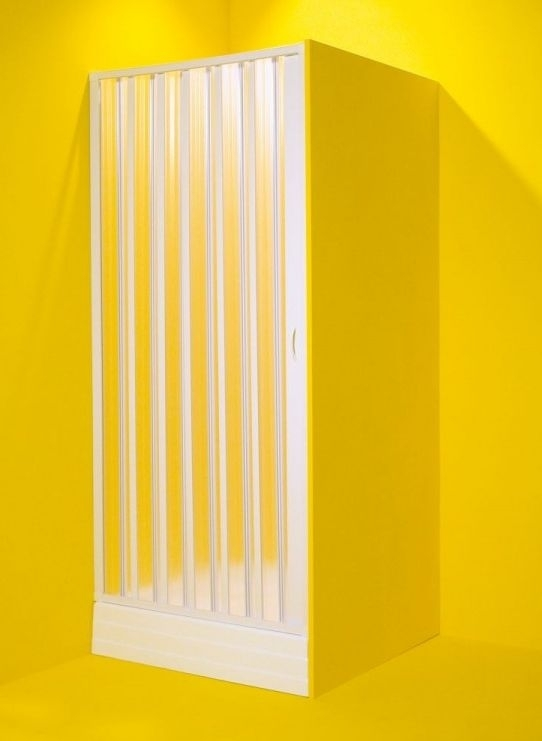 Olsen-Spa Sprchové dveře zalamovací MARTE, 80-60 x 185 cm, rám plast, výplň plast