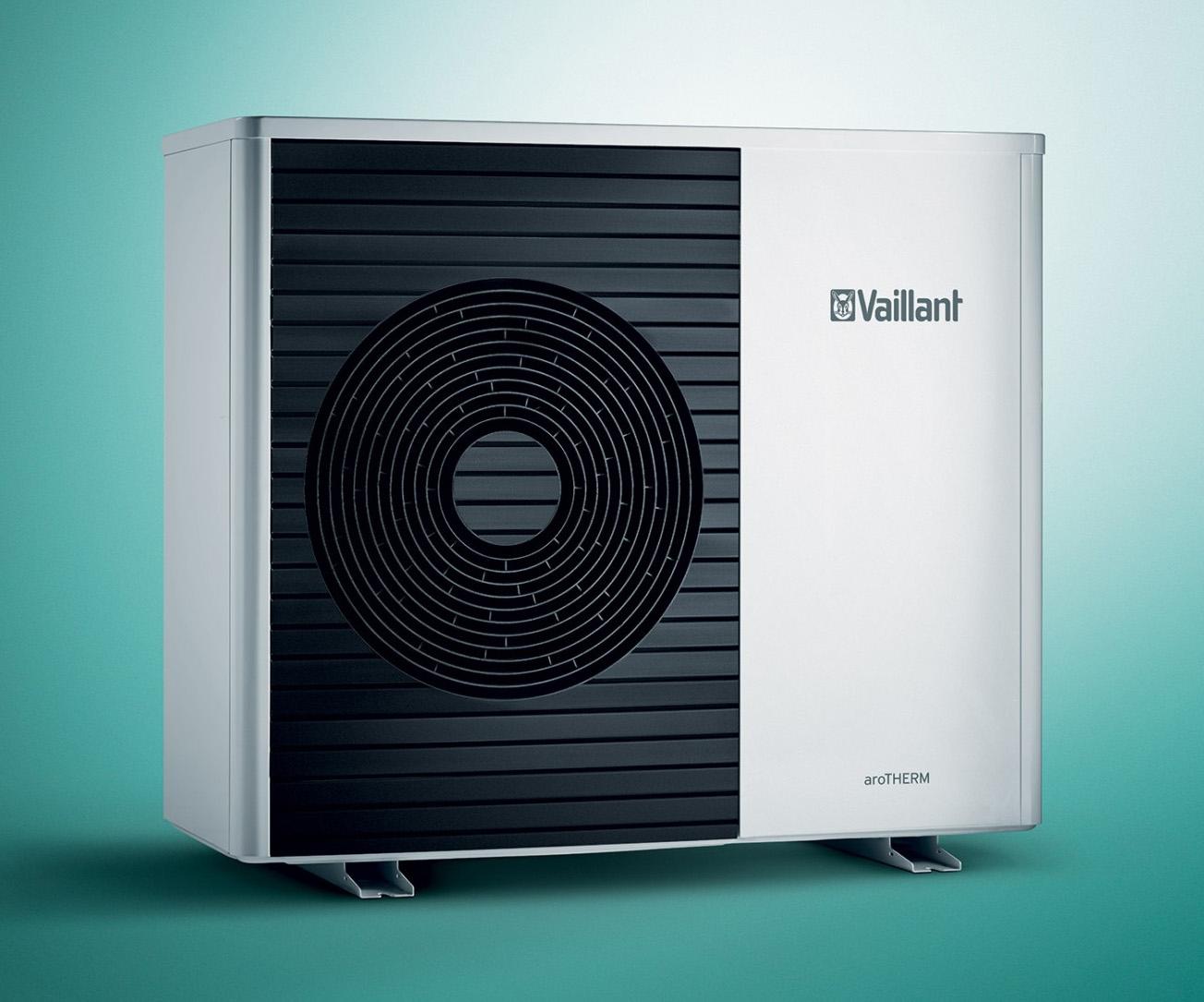 Tepelné čerpadlo vzduch/voda Vaillant aroTHERM Split + multiMATIC 700