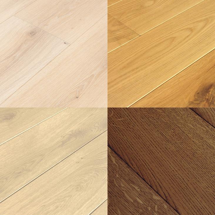 Třívrstvá dubová podlaha Esco Chateau SUPERB A  (bal=1,00 m2)