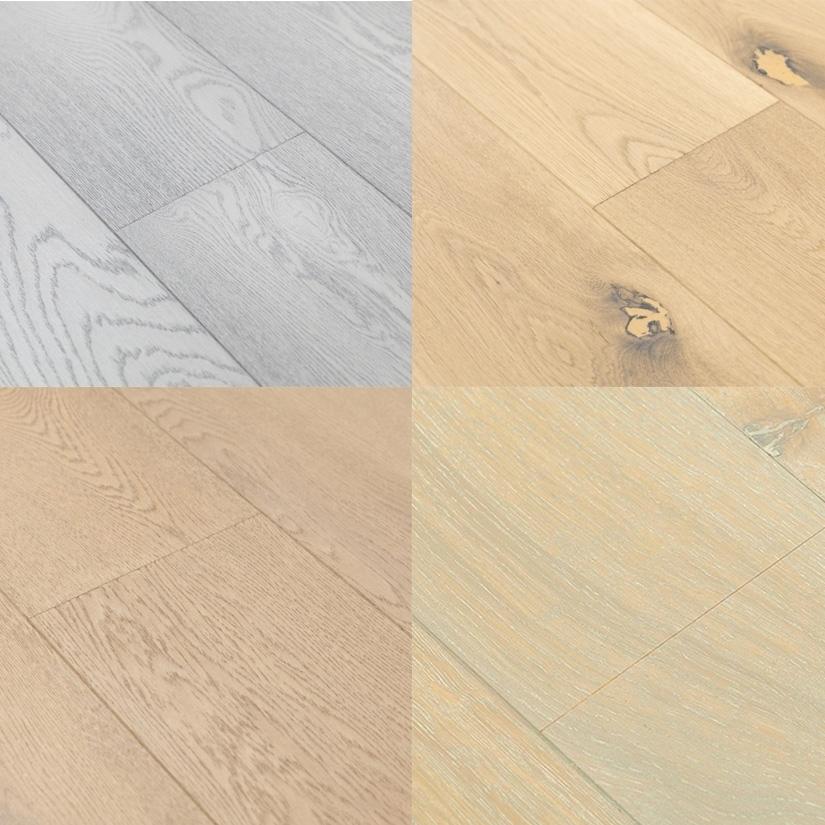 Třívrstvá dubová podlaha Esco Soft Tone SPECIAL RUSTIK  (bal=1,00 m2)