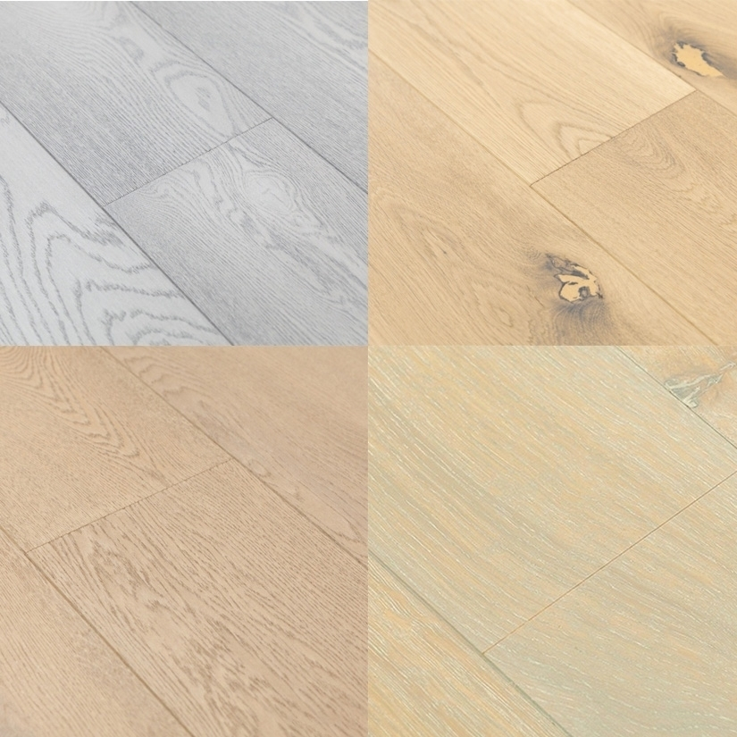 Dvouvrstvá dubová podlaha Esco Soft Tone SPECIAL RUSTIK  (bal=1,00 m2)