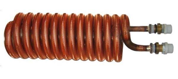 Regulus Trubkový výměník tepla 0,60 m2 pro akumulační nádrže  6150
