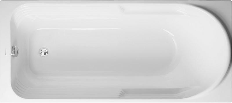 Vagnerplast Vana klasická HÉRA 180 x 80 včetně nožiček