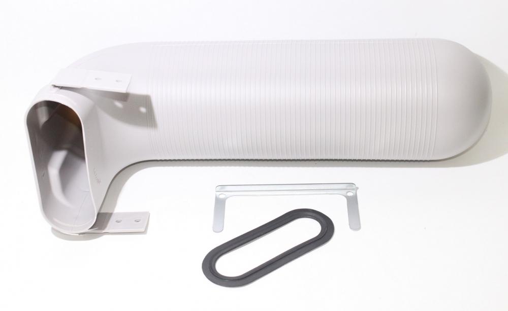 Zehnder OnFloor Kryt vývodu vzduchu kulatý CLRF boční