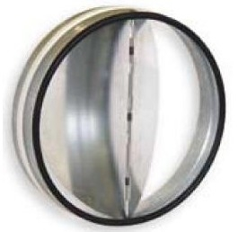 Regulus Zpětná klapka těsná, 150mm 11565