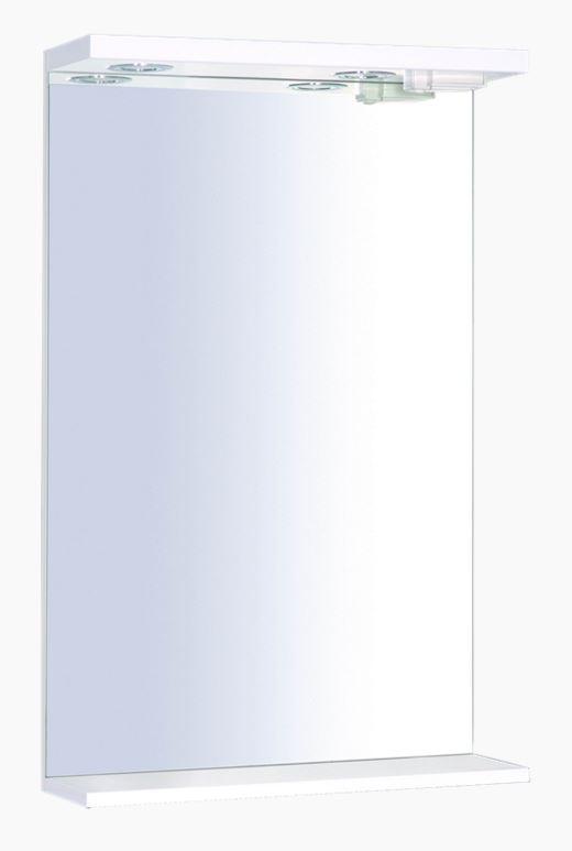 Keramia Zrcadlo s osvětlením Pro 80x50 cm PROZRCK50IP