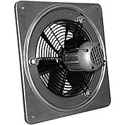 2VV Nástěnný axiální ventilátor QCM