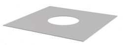 Alcaplast AIZ1 Hydroizolační samolepicí límec podlahové vpusti 300×300 mm