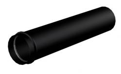 Alcaplast A4000BLACK Prodlužovací kus DN32, černá mat