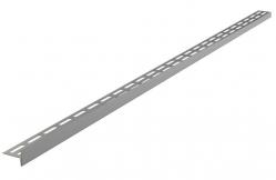 Alcaplast APZ903M Nerezová lišta pro spádovanou podlahu, tlouštka dlažby 12 mm, levá