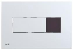 ALCAPLAST M370SB Ovládací tlačítko se senzorem, bílá