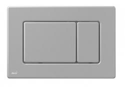 ALCAPLAST Ovládací tlačítko antivandal pro předstěnové instalační systémy (kov) - M279
