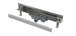Alcaplast SPA-EDEN Odtokový systém pro zabudování do stěny APZ5-EDEN-850, nerez lesk, délka 850 mm
