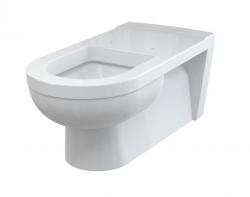 Alcaplast Závěsné wc Alca Medic - pro osoby tělesně postižené a sníženou hybností