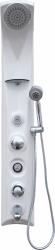 ANDROS sprchový masážní panel s termostatickou baterií