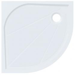 Anima Sprchová vanička litý mramor 80x80x3 cm, R550