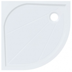 Anima Sprchová vanička litý mramor 90x90x3 cm, R550