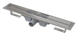 Alcaplast APZ1-1150 Podlahový žlab s okrajem pro perforovaný rošt 1150mm