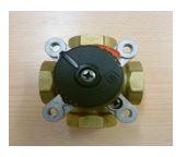 Armatura do výkonu kotle 25 kW DN 25, kv = 12 m3/h, LK841  79601