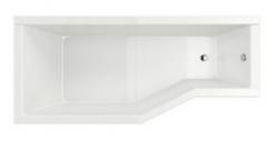 HOPA Asymetrická vana ESTE 150x74 cm, včetně podpory