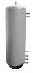 Atmos Akumulační nádrž DZ 500 l bez izolace, s 200l bojlerem