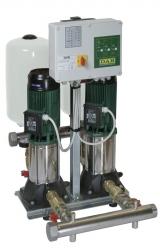Ivar CS Automatická tlaková stanice s 1 čerpadlem typu KVC DAB.2 KVC