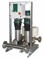 Ivar CS Automatická tlaková stanice se 2 čerpadly typu NKV DAB.2 NKV