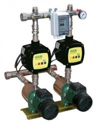 Ivar CS Automatická tlaková stanice s frekvenčním měničem DAB.1 KVC AD