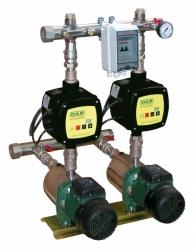 Ivar CS Automatická tlaková stanice s frekvenčním měničem DAB.2 KVC AD