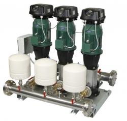 Ivar CS Automatická tlaková stanice s frekvenčním měničem DAB.2 NKVE MCE/P