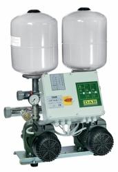 Ivar CS Automatická tlaková stanice se 2 čerpadly typu EUROINOX DAB.2 EUROINOX