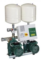 Ivar CS Automatická tlaková stanice se 2 čerpadly typu K DAB.2 K E.BOX