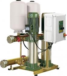 Ivar CS Automatická tlaková stanice se 2 čerpadly typu KV DAB.2 KV