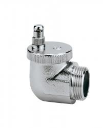 Ivar CS Automatický odvzdušňovací ventil rohový IVAR.AERCAL 504