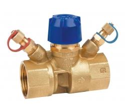 Automatický regulační a vyvažovací ventil koncových zařízení IVAR.CIM 788